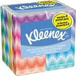 16-pack Kleenex 3-Ply Pocket Packs Facial Tissues