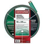 50' Craftsman Heavy Duty Neverkink Self-Straightening Hose
