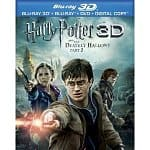 Harry Potter and the Deathly Hallows: Part Two (Blu-ray 3D/Blu-ray/DVD + Digital Copy)