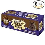 6-pack 4-count Cadbury Easter Chocolate Creme Egg $8, 3-pack 42oz Whoppers Easter Robin Eggs $10, 4-pack 17.1oz Kit Kat Crisp Wafers Easter Miniatures $10.50