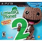 PlayStation 3 Collector's Edition Games: LittleBigPlanet 2 $40, Resistance 2
