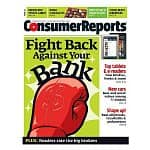 Magazine Subscriptions: 1-Year Consumer Reports $16.75, Popular Science $5/year, Wired $5/year, Men's Health