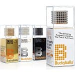 Buckyballs Coupon: 45% off Entire Purchase: 125-piece Sets from $14, 216-piece Sets from $19