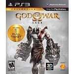 God of War Saga Dual Pack Pre-Order (PS3)