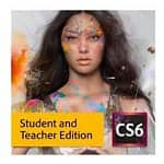 Adobe CS6 Design and Web Premium Student & Teacher Edition for Windows