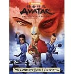 Avatar: The Last Airbender Complete Collection on DVD (Books 1-3)