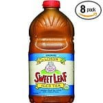 8-pack of 64oz Sweet Leaf Lemon Iced Tea