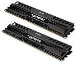 8GB (2x4GB) Patriot Viper 3 DDR3 1600 Desktop Memory (PV38G160C9K)