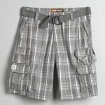 Men's Lee Belted Cargo Shorts (various colors and styles) from