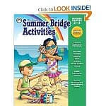 Summer Bridge Activities: Bridging Grades Second to Third (Paperback)