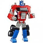 "Toys on Sale: KRE-O Transformers Optimus Prime $3, Sing-A-Ma-Jigs Plush Dolls $5+, Angry Birds 8.75"" Plush Pig w/ Sound $6, Vtech Lil' Baker Smart Kitchen $9.50, Mattel Tip It Game $5.50"