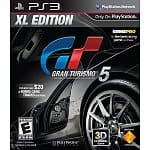 Gran Turismo 5 XL Edition (PS3) $16, Heavy Rain: Director's Cut (PS3)