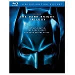 The Dark Knight Trilogy Pre-order (Blu-ray): Batman Begins, The Dark Knight, The Dark Knight Rises