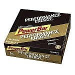 12-count PowerBar Performance Energy Bar (Chocolate or Peanut Butter) + GNC Pro Performance Shaker Cup
