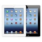 16GB Apple iPad 3rd Generation with WiFi in White or Black (Refurbished) w/ 1-Year Warranty