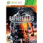 Battlefield 3: Premium Edition (Xbox 360, PS3, or PC)