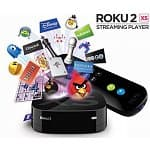 Roku 2 XS Wireless 1080p HD Media Player (Refurbished)