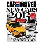 Magazine Subscriptions: Car & Driver $4/year, Motor Trend $4/year, Automobile $4/year, Muscle Mustangs & Fast Fords $4/year, Boating $5/year, Motorcyclist $4/year