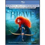 Brave Five-Disc Ultimate Collector's Edition: Blu-ray 3D/Blu-ray + DVD + Digital Copy