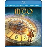 Hugo (Blu-ray 3D/Blu-ray + DVD + Digital Copy)