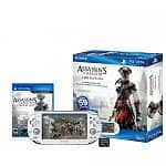 PlayStation Vita WiFi Assassin's Creed III Liberation Bundle + PlayStation All-Stars Battle Royale Download + 3-Month PlayStation Plus Trial