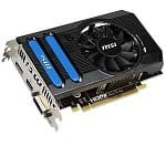 MSI Radeon HD 7770 1GB GDDR5 PCI Express Video Card (R7770-PMD1GD5) + AMD Never Settle Game Bundle Coupons