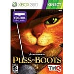 Puss in Boots (Xbox 360 or Wii)