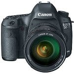 Canon EOS 5D Mark III 22.3MP Full Frame DSLR Camera + 24-105mm L Lens