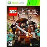 Lego Pirates of the Caribbean (Xbox 360, PS3, Wii, Nintendo DS or 3DS)