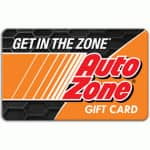 $100 AutoZone Gift Card for
