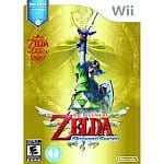 The Legend of Zelda: Skyward Sword w/ Music CD (Wii)