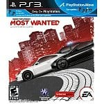 Need for Speed Most Wanted: PS3 or Xbox 360 $32.50, PC Download $25, PS Vita