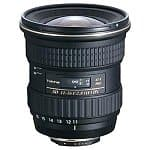 Tokina 11-16mm F/2.8 ATX Pro DX Autofocus Wide Angle Zoom Lens for Nikon or Canon DSLR Cameras