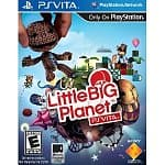PlayStation Vita Games: LittleBigPlanet or PlayStation All-Stars Battle Royale