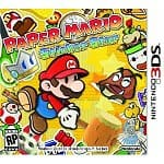 Nintendo 3DS Games + $10 off $60: Paper Mario: Sticker Star, Mario Kart 7, New Super Mario Brothers 2, Super Mario 3D Land or Mario Tennis Open