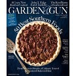 Garden & Gun Magazine or Outside Magazine