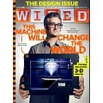 Last Minute Gift Magazine Sale: Popular Science $5/year, Bon Appetit $5/year, Self $4/year, Popular Photography $5/year, Car & Driver $5/year, Wired $5/year, Family Handyman $5/year, MacWorld $8/year, Architectural Digest $5/year