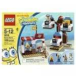 LEGO SpongeBob SquarePants Glove World + Select SpongeBob Book