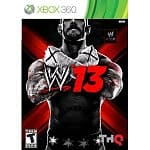 WWE '13 (Xbox 360 or PS3)
