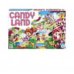 Board Games: Operation $7, Chutes and Ladders $4, Twister Rave Stickz $4.50, Candy Land