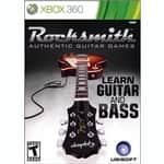 Rocksmith: Guitar and Bass w/ Guitar Cord (Xbox 360) $24 Shipped