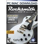 PC Digital Download: Rocksmith 2014 Edition $23.98 *Activates via Steam*