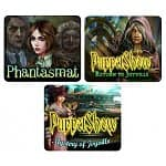 PC & Mac Digital Download Games: Phantasmat, PuppetShow: Mystery of Joyville & More