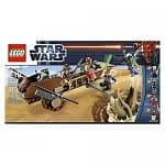 LEGO Star Wars Desert Skiff $19.99 with free shipping