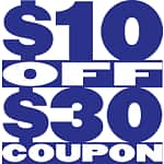 eGifter: Sears $10 off $30 Coupon When You Share With 3 Facebook Friends (Exclusions Apply)