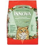 Select 12lbs to 15lbs Bags of Innova Dry Cat Food