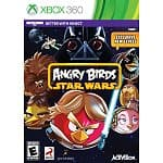 Xbox 360 Games: Angry Birds Star Wars $10, The Bureau: XCOM Declassified