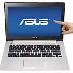 "Asus VivoBook Laptop (Refurbished): Core i5 4200U, 4GB DDR3, 500GB HDD, 13.3"" 1366x768 Touch LED $349 with free shipping"