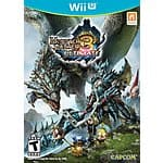 Nintendo eShop Capcom Sale: Monster Hunter 3 Ultimate (Wii U)