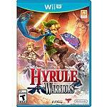 Hyrule Warriors (Wii U) + $41 Shop Your Way Points